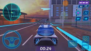Concept Car Driving Simulator Android Gameplay