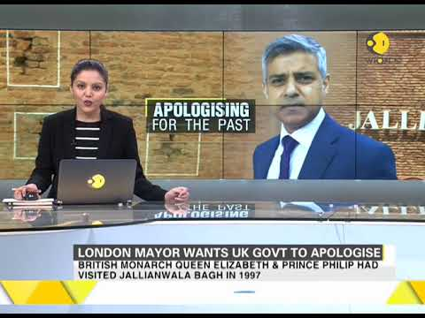 London Mayor wants UK government to apologise