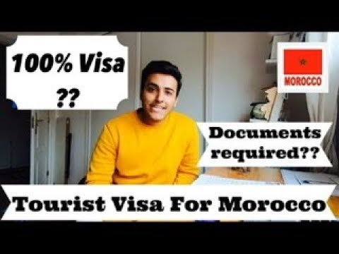 Document's Required For Applying Morocco's Visa | Important Information About Morocco Visa | ??
