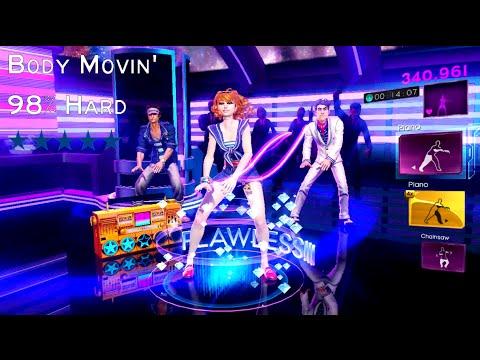 Dance Central 3: Body Movin Fatboy Slim Remix