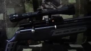Обзор мощной пневматической   винтовки Hatsan.
