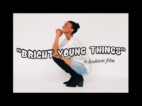 'Bright Young Things'   A Fall 2016 Fashion Film by Couturesque Magazine