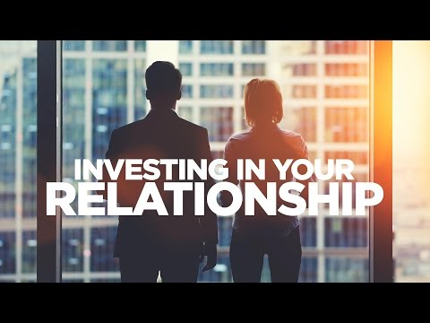 Investing in Your Relationship - G&E Show Live @ 12PM EST