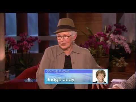 Betty DeGeneres on Ellen Part 2 of 3