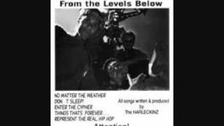 Harleckinz - From The Levels Below (EP) [1995] Don't Sleep!