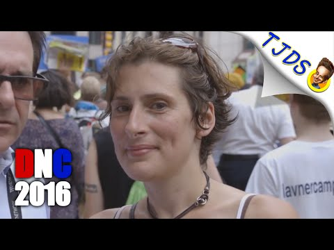 Debbie Lusignan Interview At 2016 Democratic National Convention