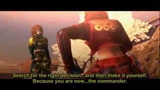Sengoku BASARA 3 Story Trailer English Subbed