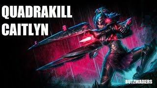 CAITLYN QUADRAKILL - Mini Clip