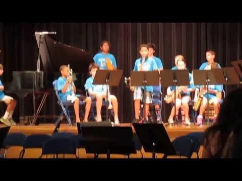 Latin Jazz Ensemble at Westchester County Music Camp