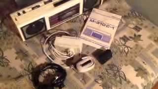 Магнитофон Весна М 310 С 1 обзор