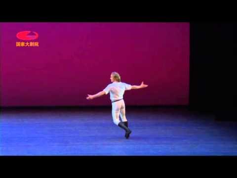 Flames of Paris  Ekaterina Krysanova Mikhail Lobukhin Bolshoi Ballet