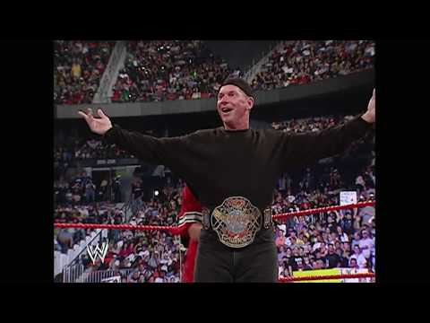 Mr. McMahon defeats Bobby Lashley for the ECW Championship