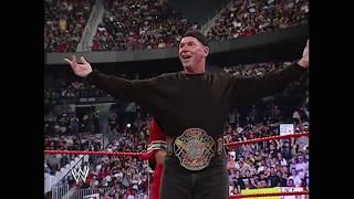 Mr. McMahon defeats Bobby Lashley for the ECW Championship