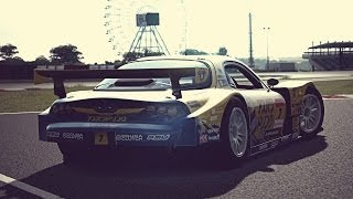 (Requested) Car: RE Amemiya AsparaDrink RX7 '06 Game: Gran Turismo 6.