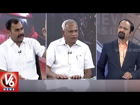 Special Debate On Central Funds To Telangana State | Good Morning Telangana | V6 News