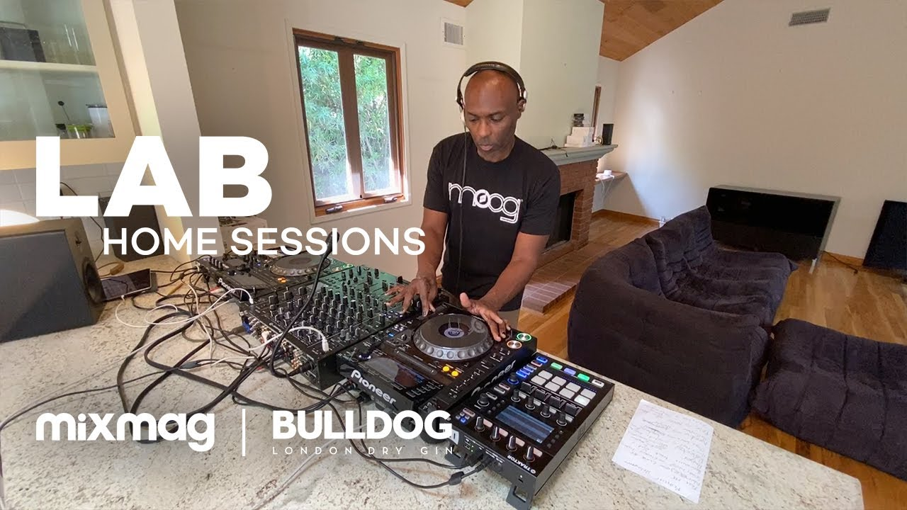 Download Kenny Larkin in The Lab: Home Sessions #StayHome