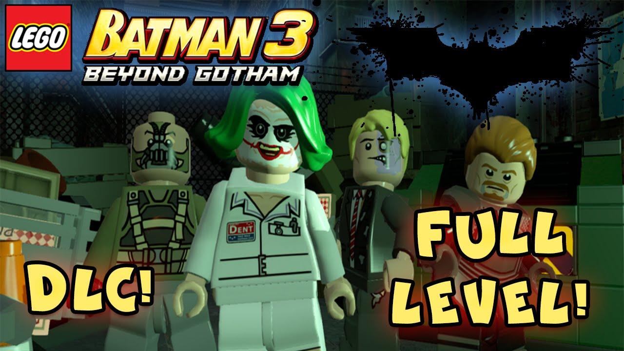 LEGO BATMAN 3 BEYOND GOTHAM DARK KNIGHT DLC