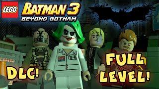 LEGO BATMAN 3 - BEYOND GOTHAM - DARK KNIGHT DLC - WALKTHROUGH - (GAMEPLAY) (PS4/Xbox One/PC) (HD)