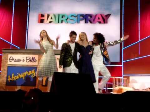 hairspray musical Amici a Lecce 12.04.09