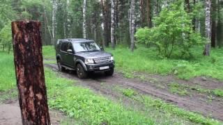 Тест Land Rover Discovery на резине Goodyear Wrangler Duratrac