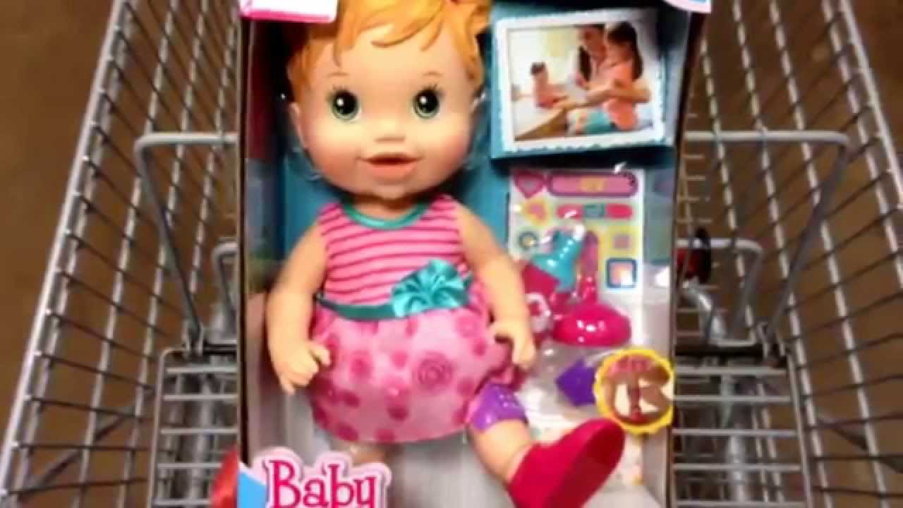 Baby Alive Quot Baby Gets A Boo Boo Quot Doll Toy Toy Review