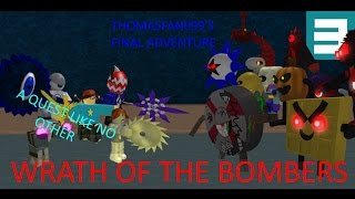 ROBLOX: Wrath of the bombers - thomasfan099 - Recommended Gameplay nr.0702 World 3