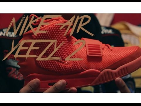 "AUTHENTIC NIKE AIR YEEZY 2 II ""RED OCTOBER"" REVIEW"