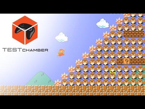 Test Chamber - Super Mario Maker