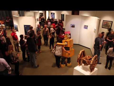 1st Thursdays at Orlando Museum of Art - TIMELAPSE
