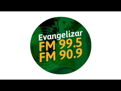 Prefixos - Rádio Evangelizar FM 99,5 MHz e 90,9 MHz - Curitiba/Lapa - PR