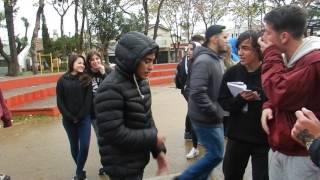 Benja vs Rodri-Cuartos Carapachay Free (20/5) Parte 1