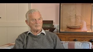 Falklands Islands Commander Dies Aged 81 05.08.13