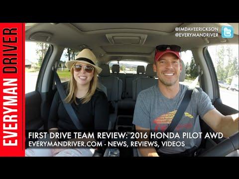 Here's The 2016 Honda Pilot AWD On Everyman Driver