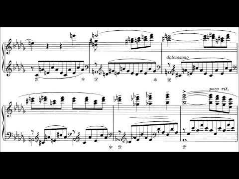 Franz Liszt - Consolation No. 3 (GSARCI VIDEO VERSION)