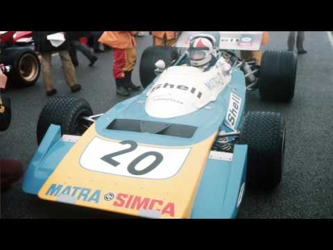 Chris Amon in his own words - March, Matra and V12 music (3/3)
