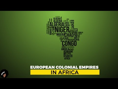 European Colonial Empires In Africa