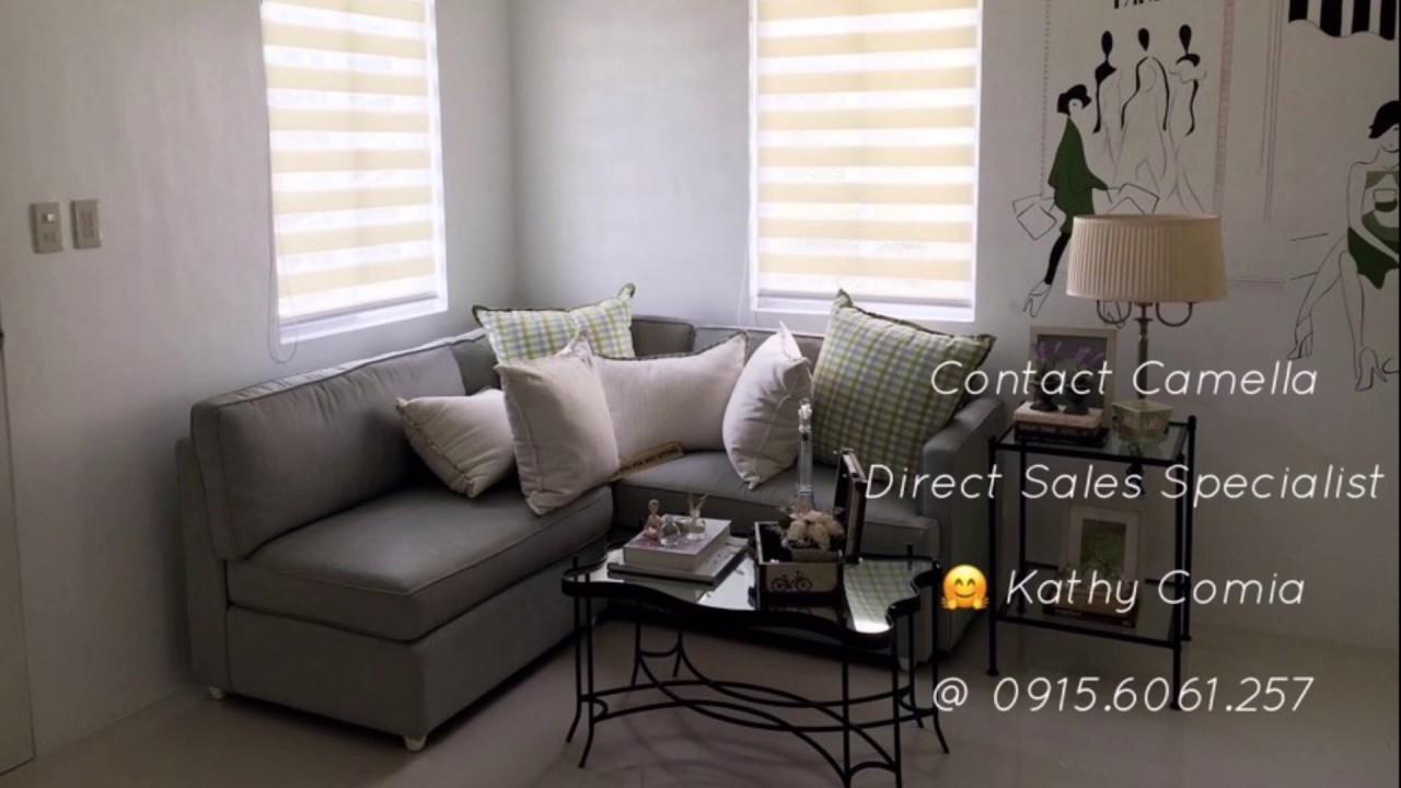 Camella Homes CARA Model Unit easy home series - YouTube