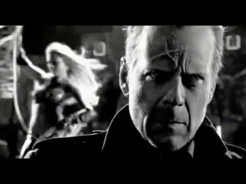 Город грехов - невероятно стильный фильм / трейлер
