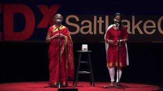 Traditional Indian Music by Mother & Daughter | Jaya & Archana Thiagarajan | TEDxSaltLakeCity