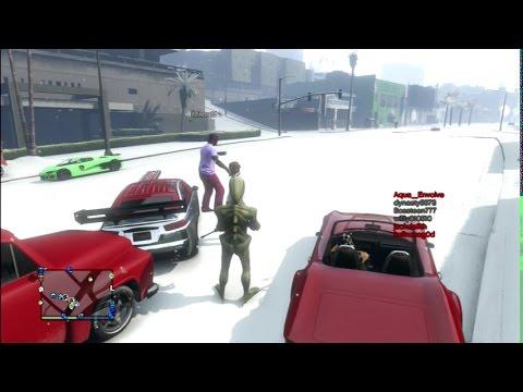 SERENDIPITY MODDED LOBBY- GTA V ONLINE PS3