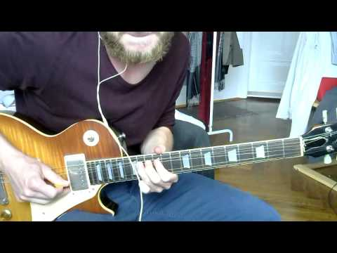 Duster Bennett ft. Keith Randall - Sleep With Myself (Solo Guitar)