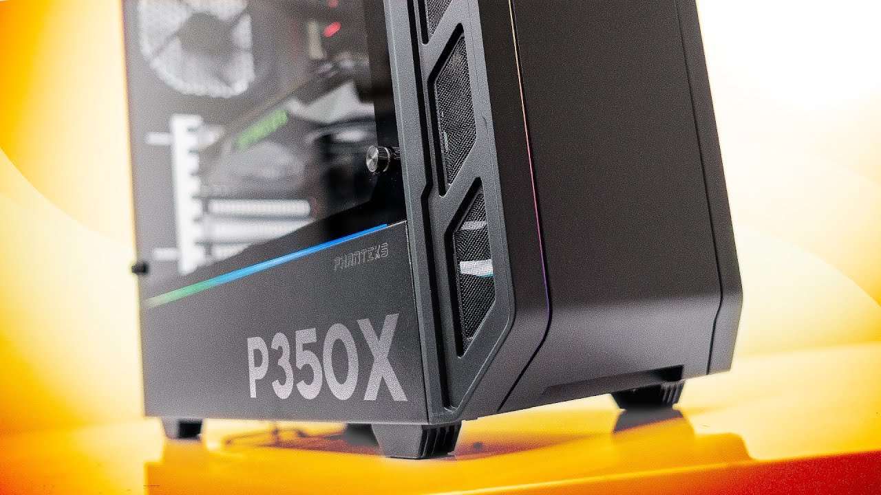 The Case We've Been WAITING For! - Phanteks Eclipse P350X