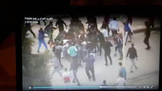 احداث التي حصلة في بجاية ضد مولدية وهران إسرائيل ارحم من انصار مولدية بجاية