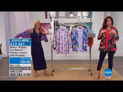 HSN | Slinky Brand Fashions. http://bit.ly/2FwJ1RD