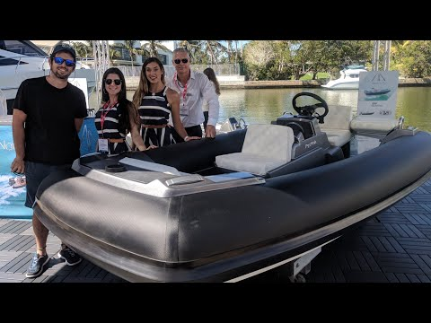 2018 Mibs Boat Show - Ribs Tenders and Dinghies (Miami International Boat Show Part 1 )