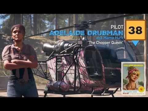 Far Cry 5 Walkthrough Gameplay Part 38-Adelaide Drubman