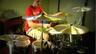 Anethema - Twenty One Pilots (Drum Cover with Jake Sapp)