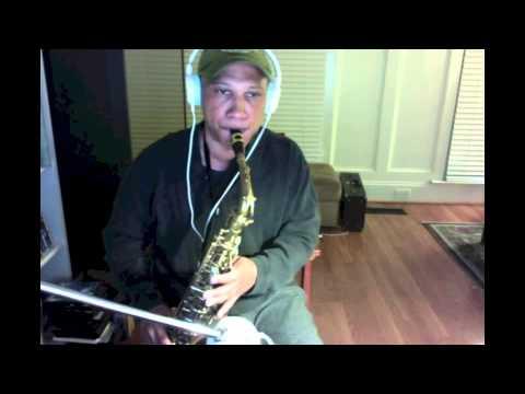 Joe Cocker  Up Where We Belong 1982  saxophone