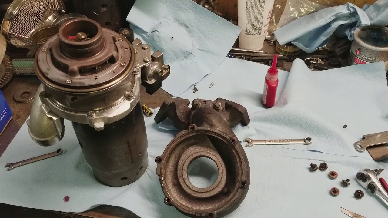 DIY OM642 V6 (GT2056V) Turbocharger Rebuild!