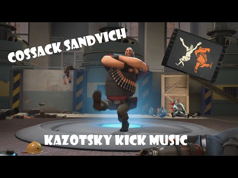 [TF2] Cossack Sandvich Music HQ (Kazotsky Kick Taunt)